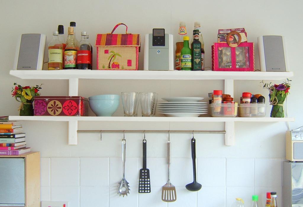 Accesorios en la decoraci n de cocinas for Accesorios para organizar cocina